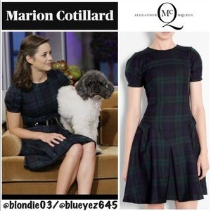 McQ by Alexander McQueen plaid dress IT 42/US 6